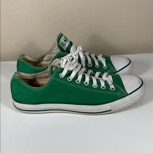 Converse All Stars Chucks Green & White Men's 10